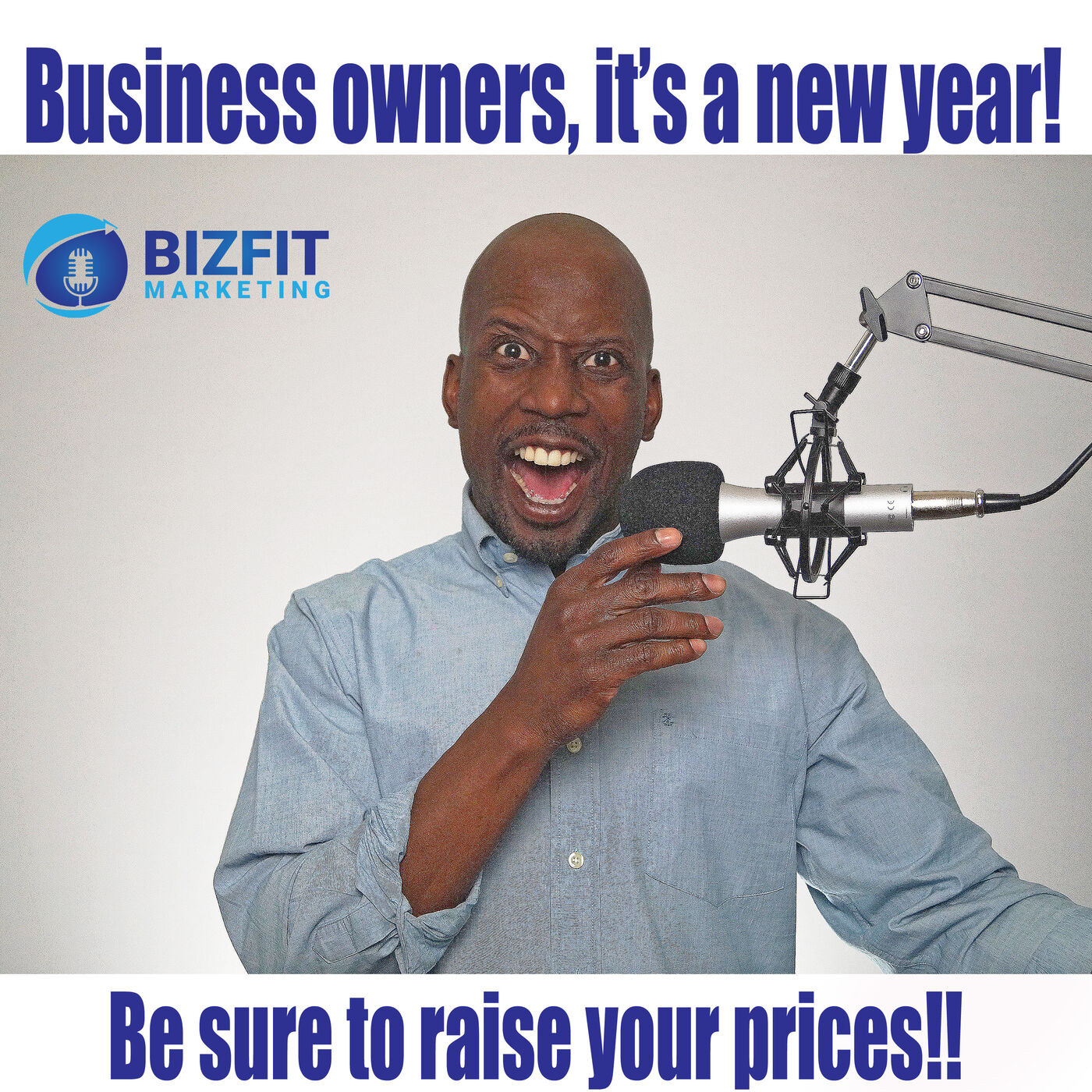 Raise Your Prices for the New Year
