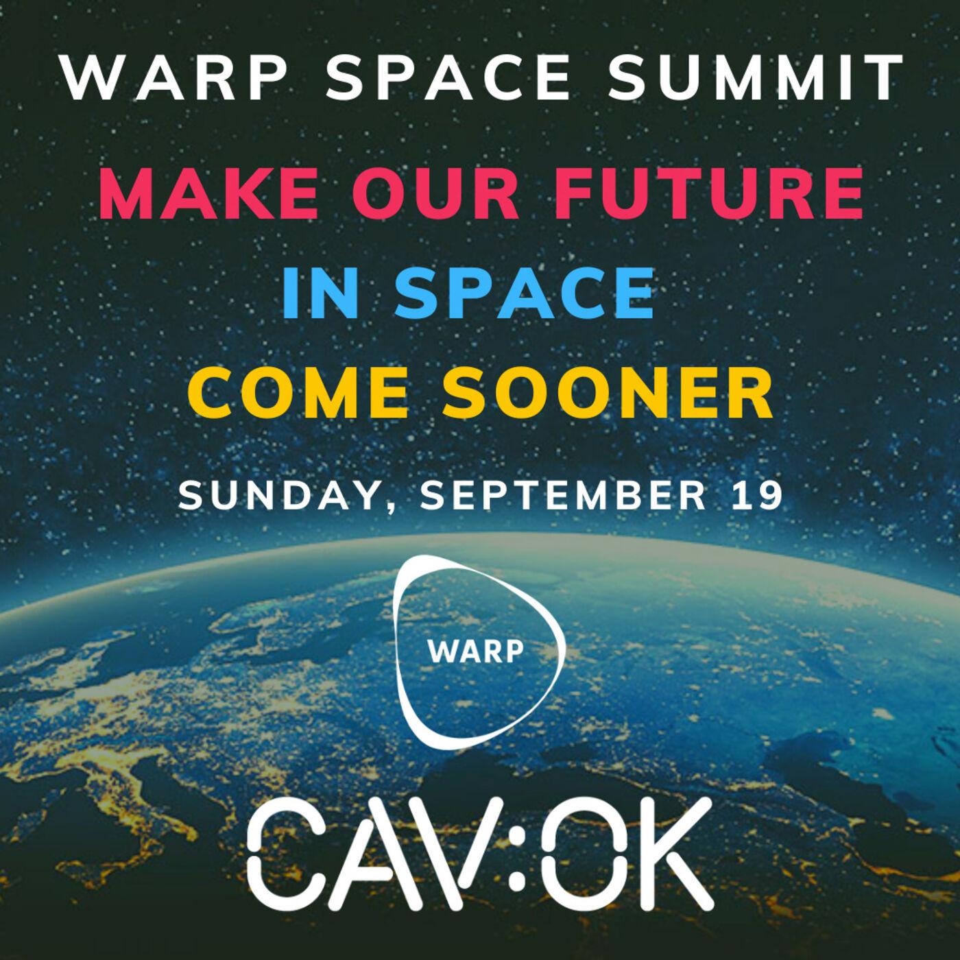 🚀 The Warp Space Summit!