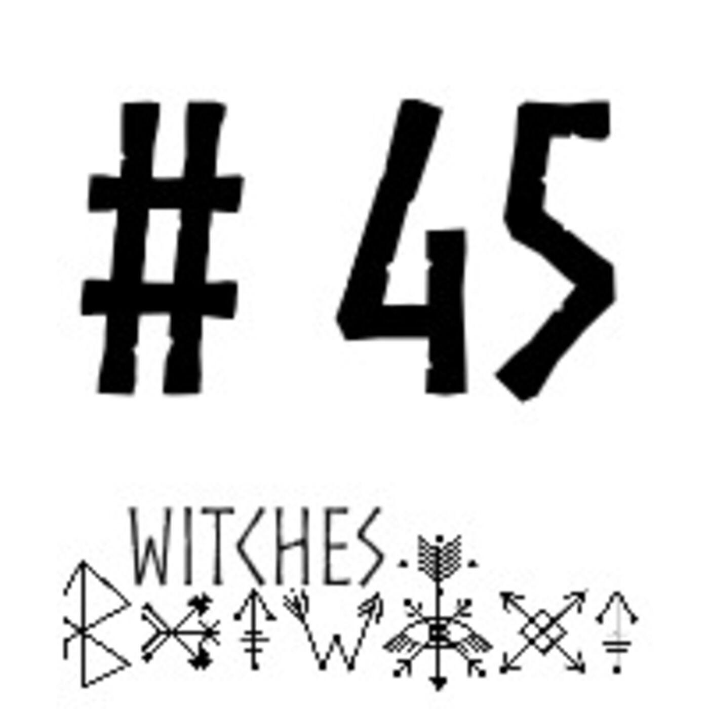 WBTEXT EP #45 - Drugs aren't always bad, mmkay?