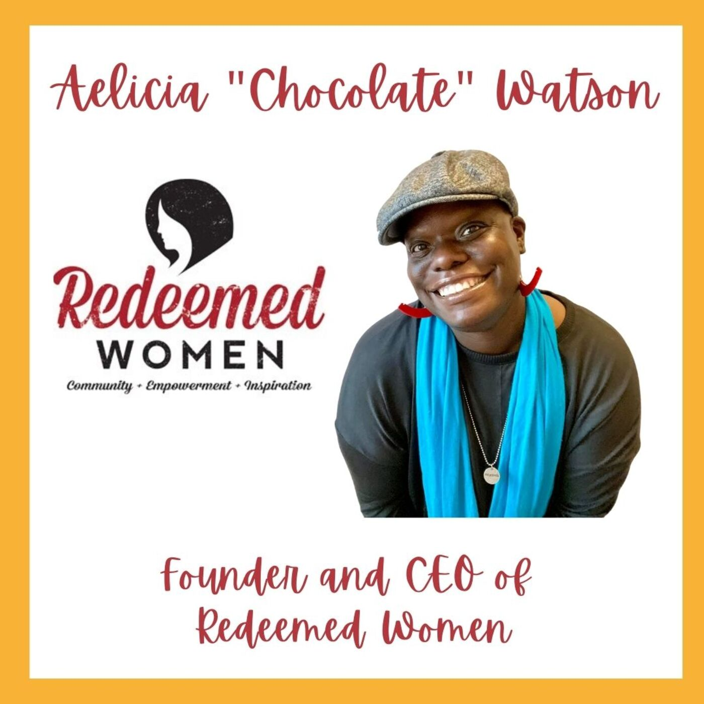 "A Colorful Conversation with Aelicia ""Chocolate"" Watson"
