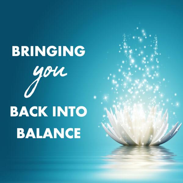 Bringing You Back Into Balance Podcast Artwork Image