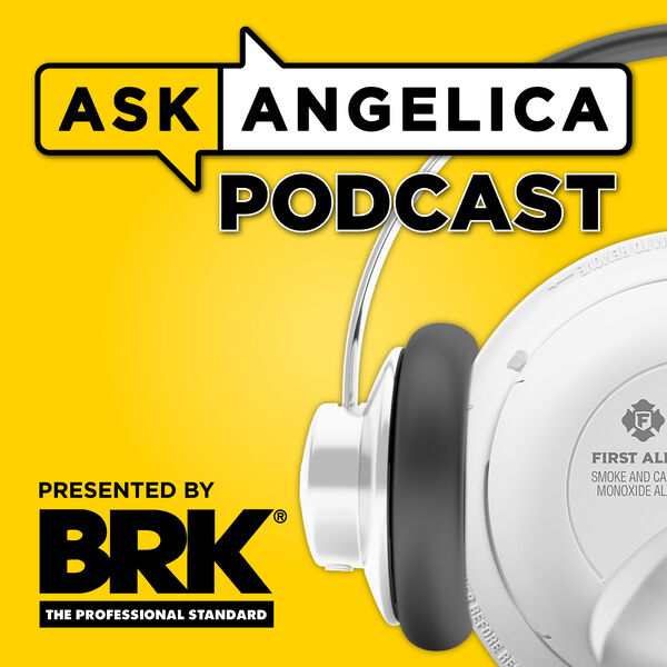 Ask Angelica Podcast Artwork Image