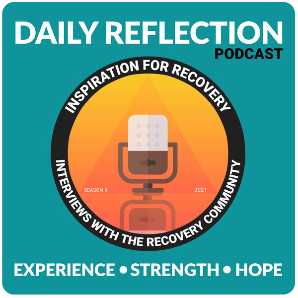 Daily Reflection Podcast Podcast Artwork Image