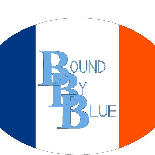 Bound by Blue NYC Podcast Artwork Image