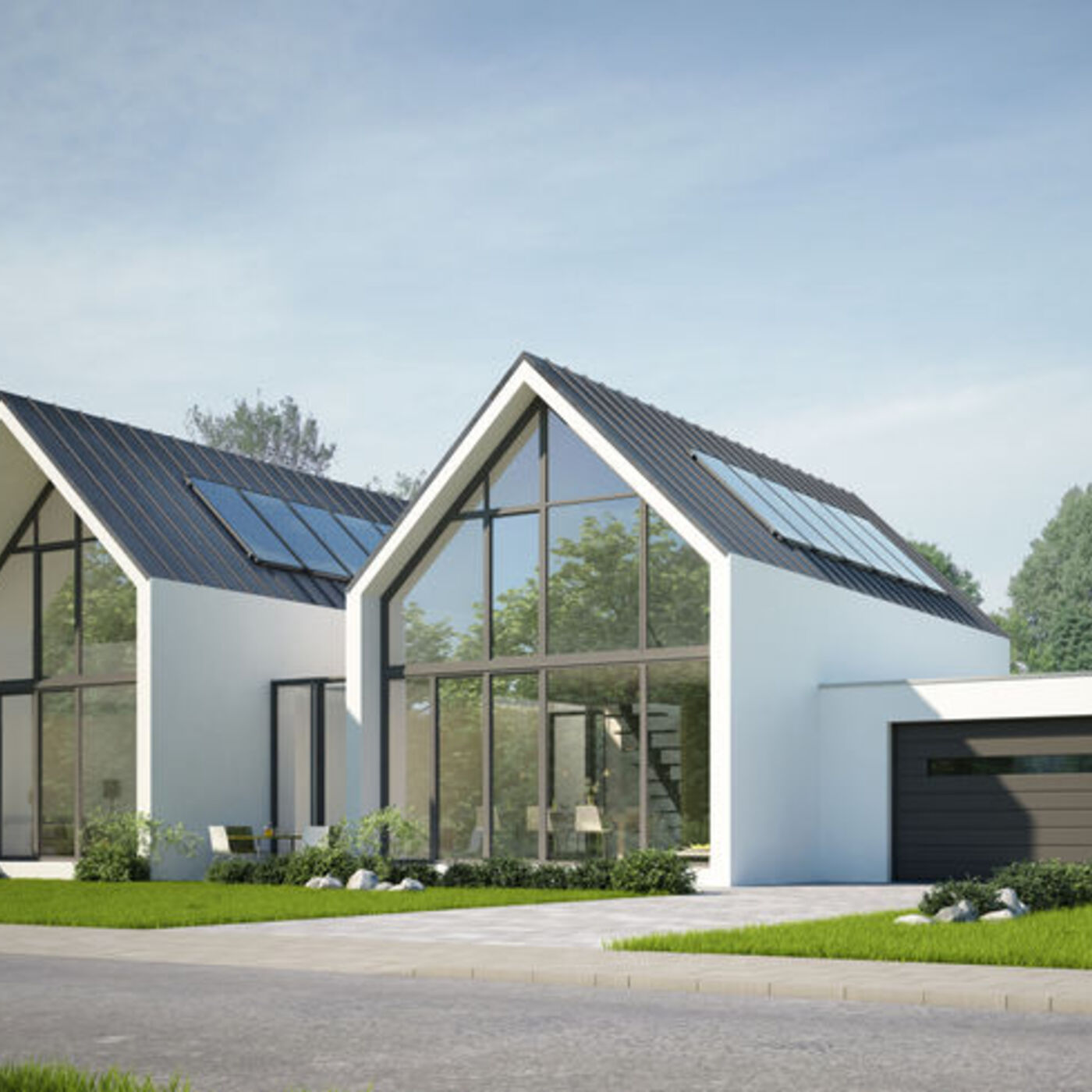 Rowena discusses new home building and today's housing figures - First News with Mark Starling