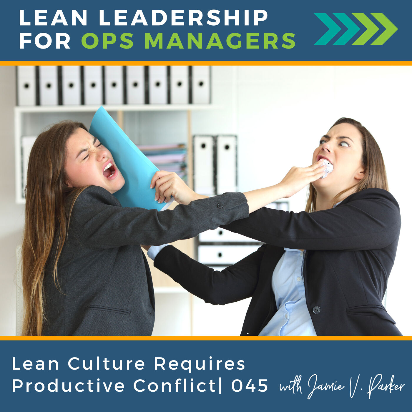 Lean Culture Requires Productive Conflict   045