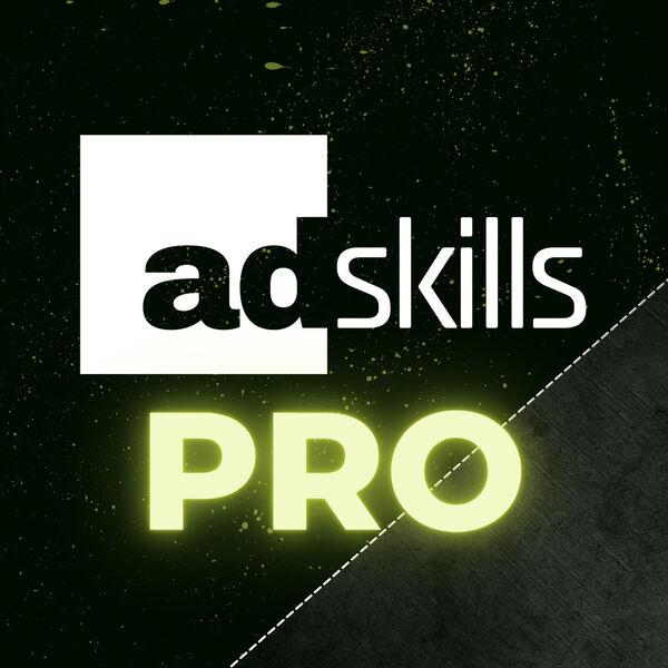 AdSkills Pro Podcast Podcast Artwork Image
