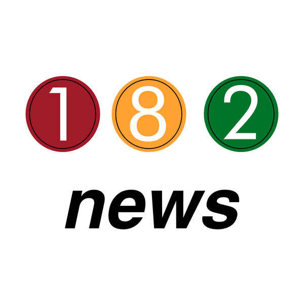 182 News Podcast Artwork Image