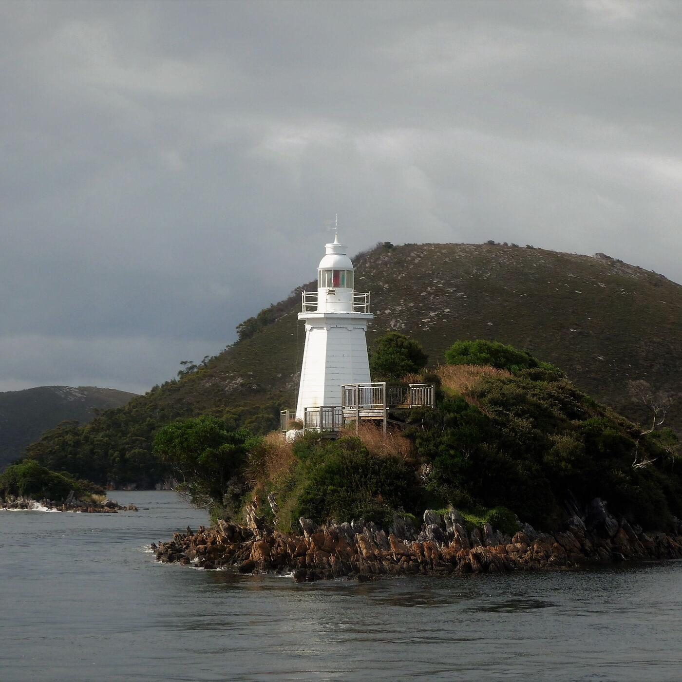 Episode 60: Miraculous Marine Life in Macquarie Harbour