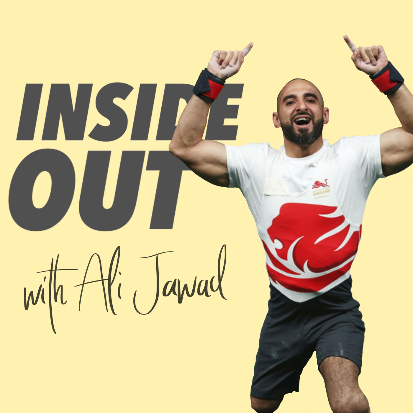 Inside Out with Ali Jawad; Managing Crohn's Disease as a Paralympic Athlete
