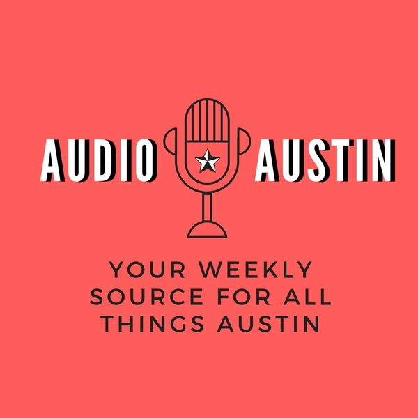 Audio Austin Podcast Artwork Image