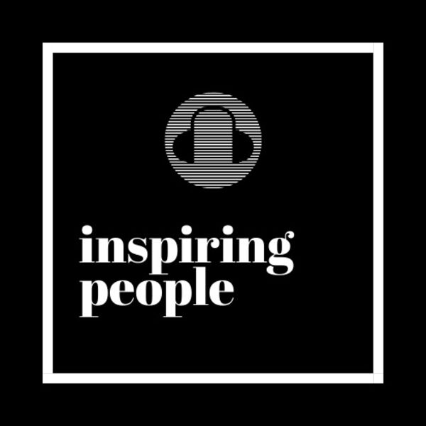 Inspiring People Podcast Artwork Image