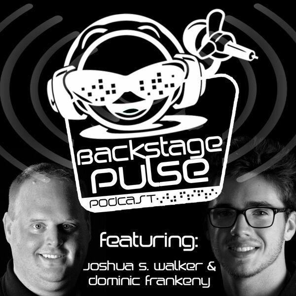 Backstage Pulse Podcast Artwork Image