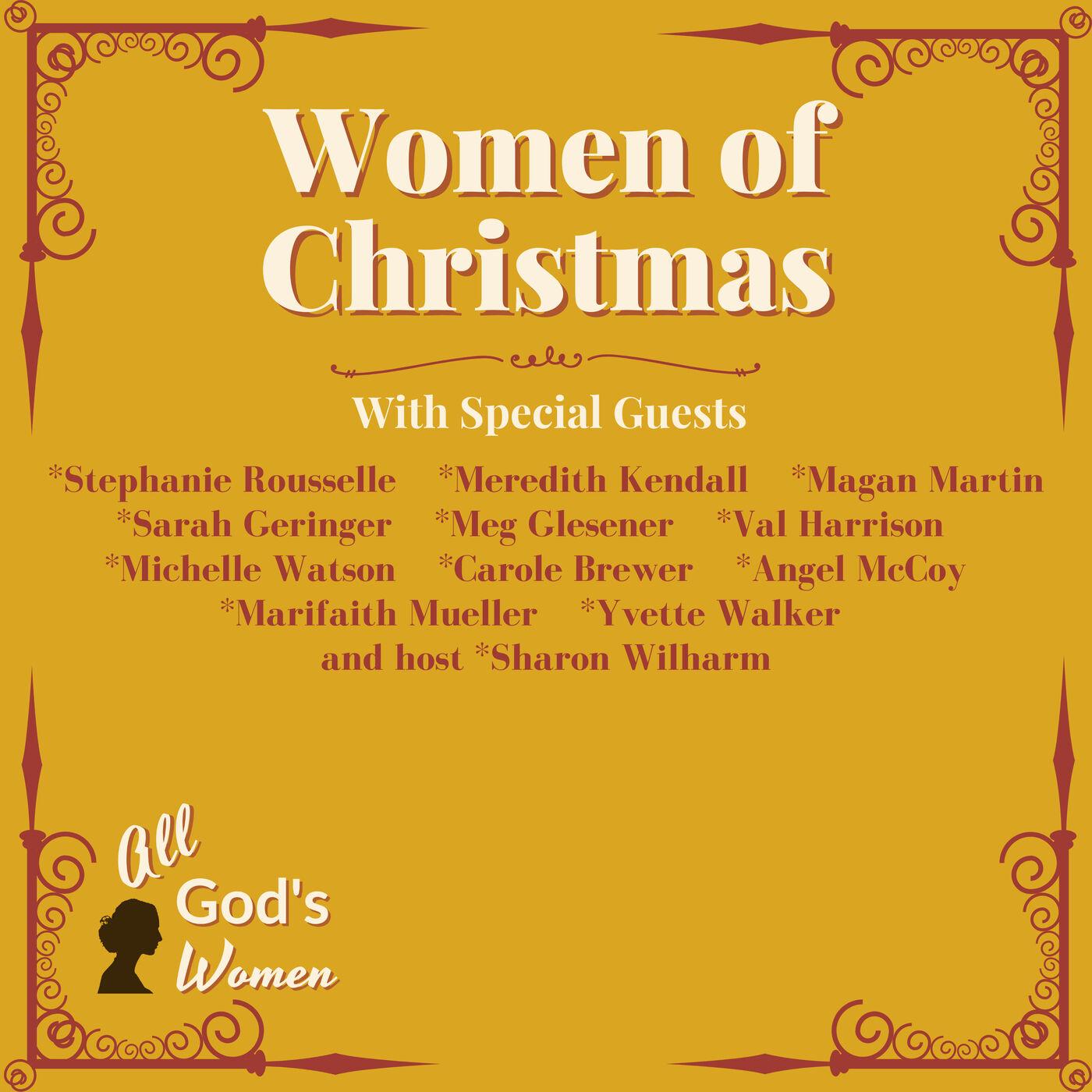 Women of Christmas Crosscast Episode Trailer