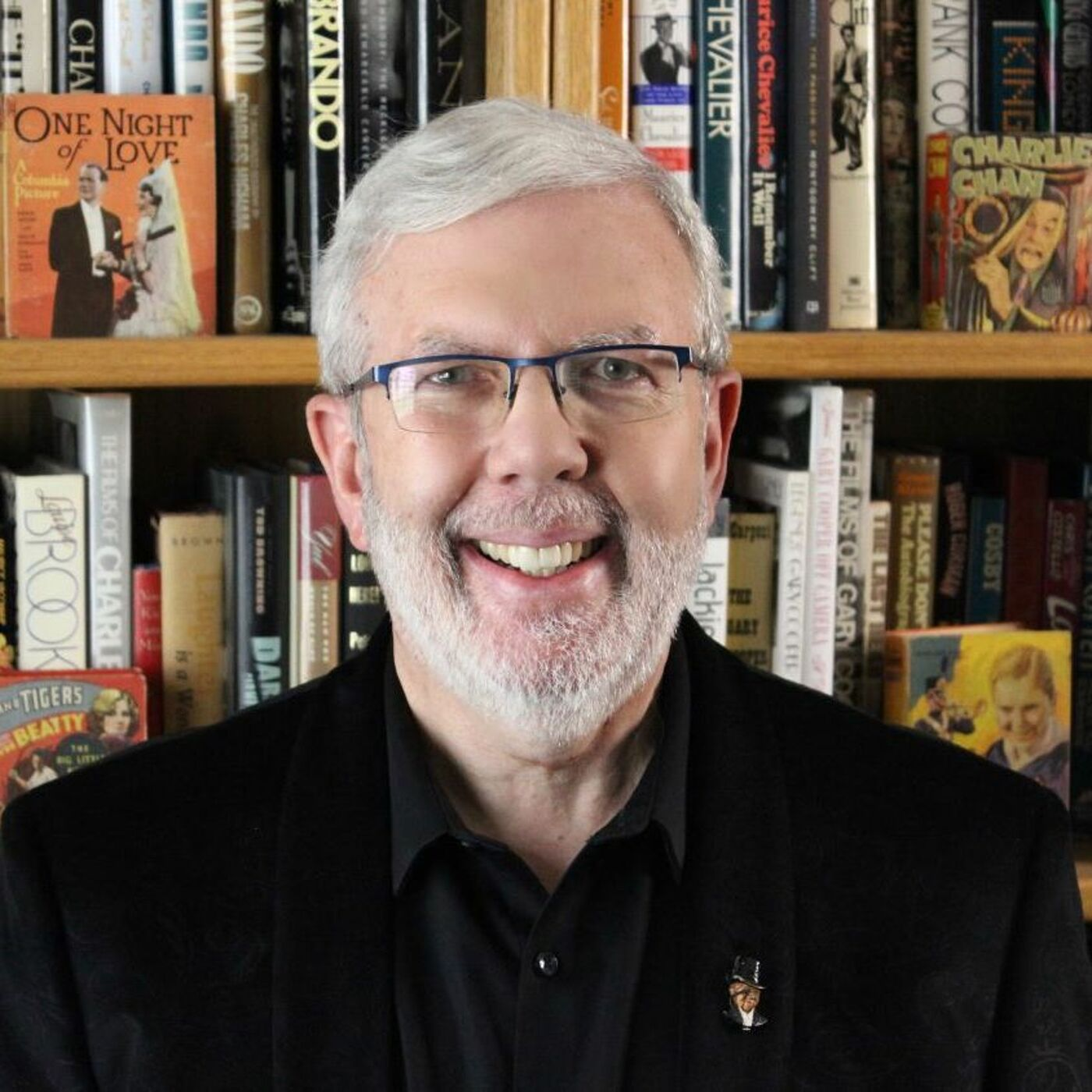 Episode 12: film critic Leonard Maltin