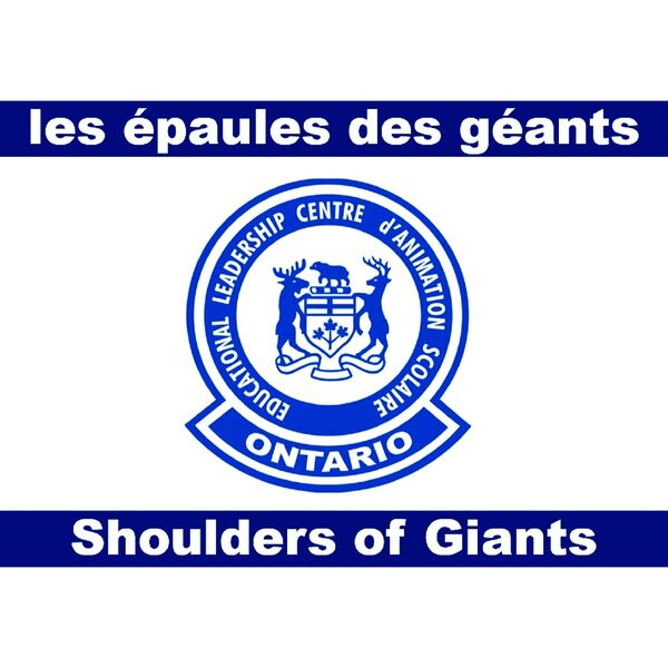 OELC CASO: Shoulders of Giants Podcast Artwork Image