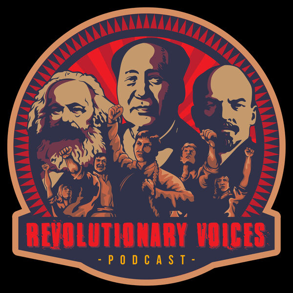 Revolutionary Voices  Podcast Artwork Image