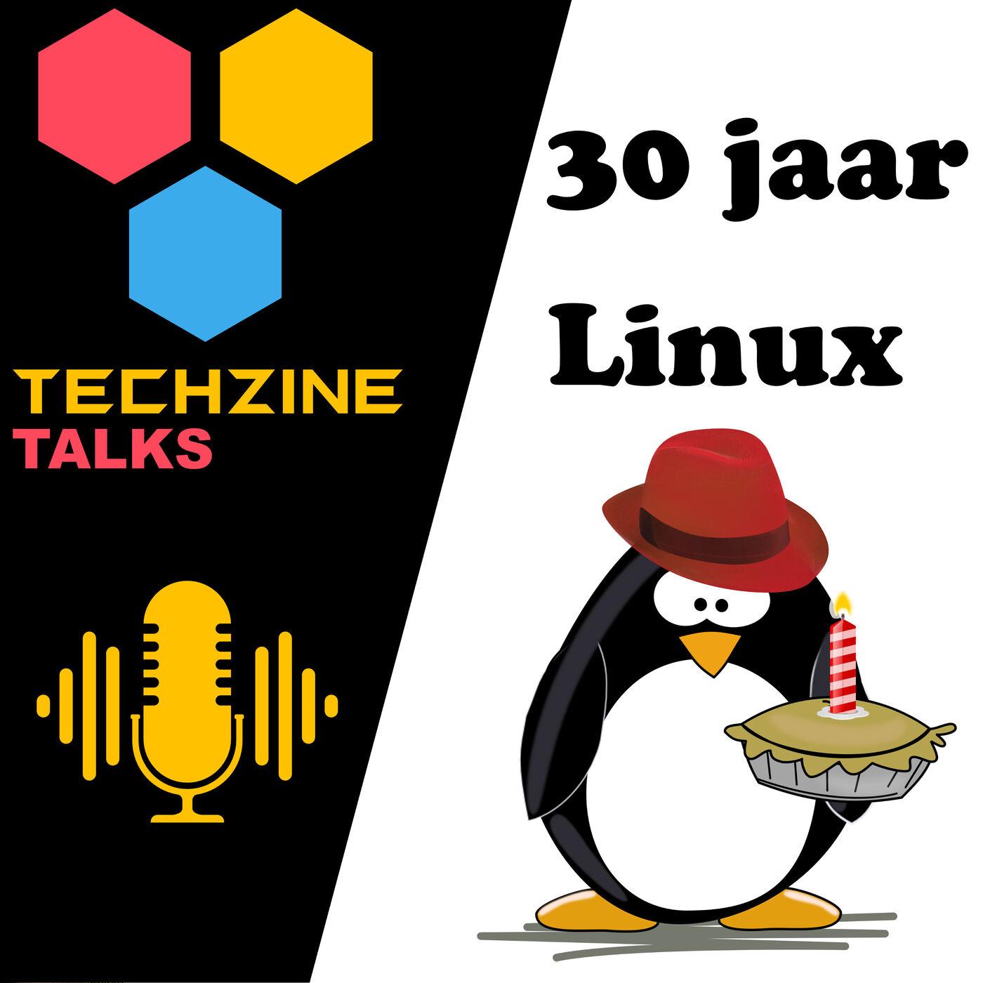 Zonder Linux geen public cloud, smartphone of smart tv