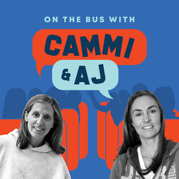Girls on the Bus Podcast Artwork Image