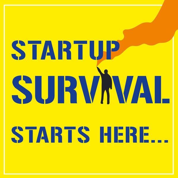 Startup Survival Podcast Podcast Artwork Image