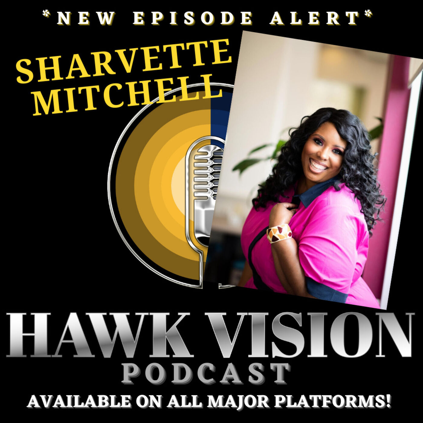 Sharvette Mitchell- The Difference Between A Business And A Brand