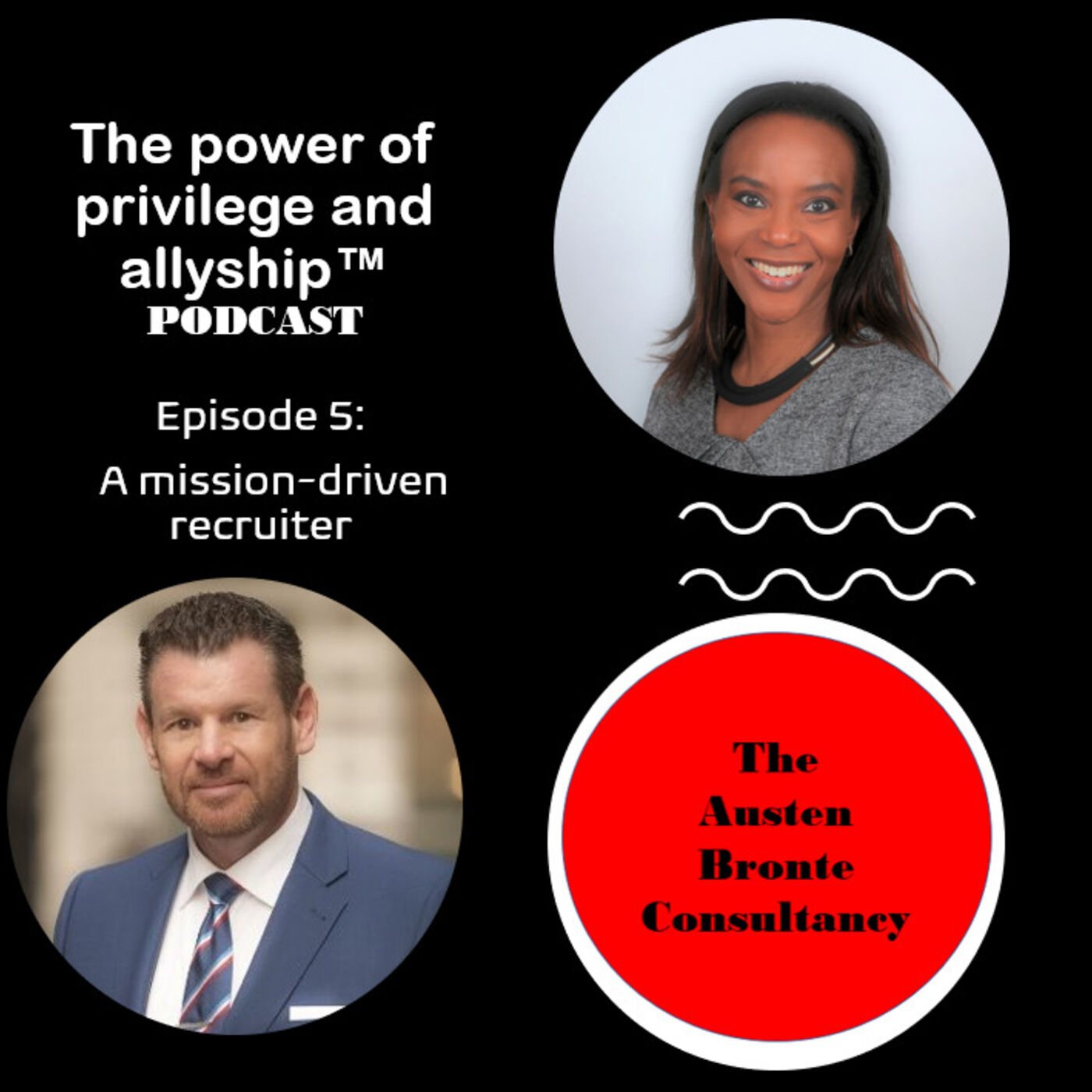 S1 Ep 5: A mission-driven recruiter feat. Richard Pickard