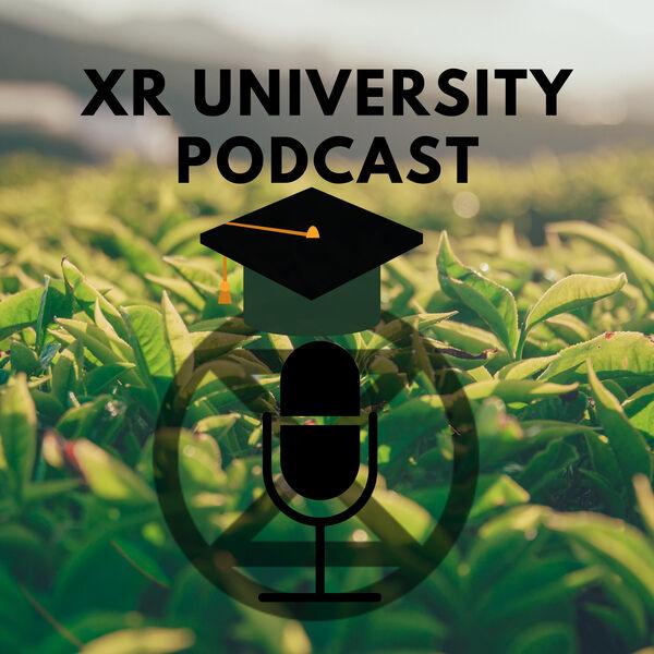 XR University Podcast Artwork Image