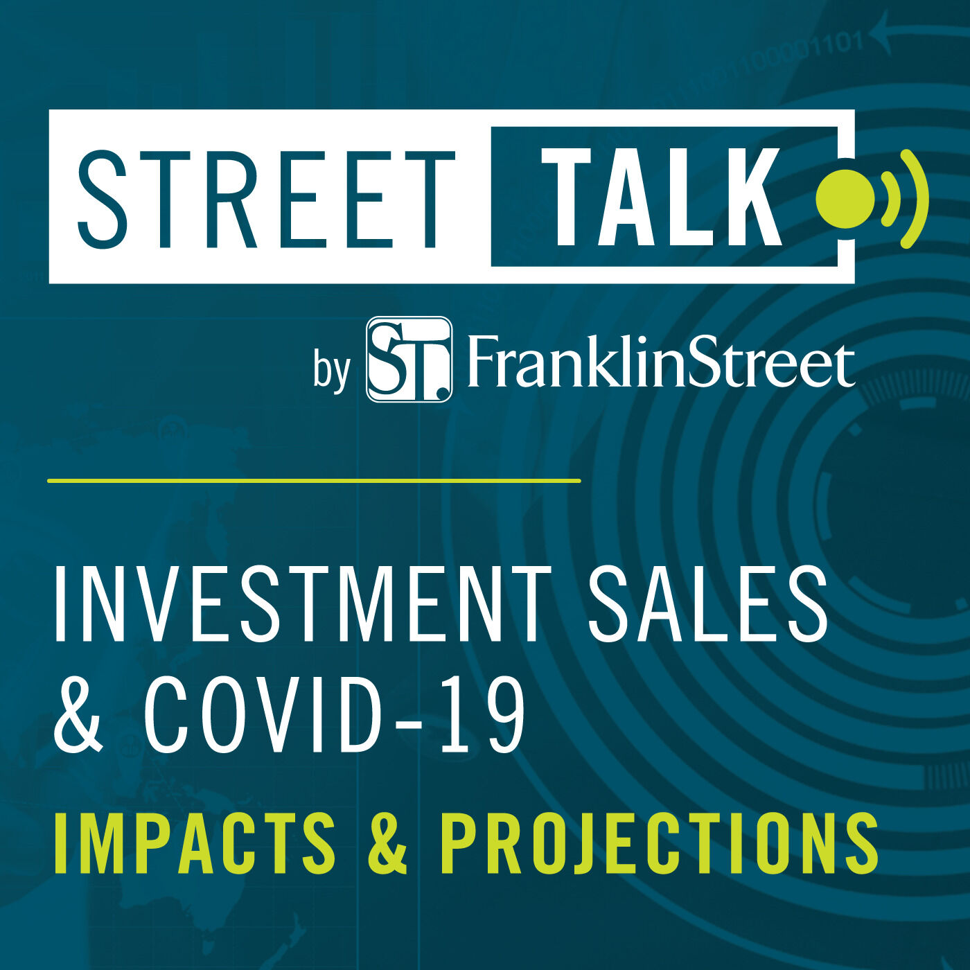 Investment Sales & COVID-19: Impacts & Projections