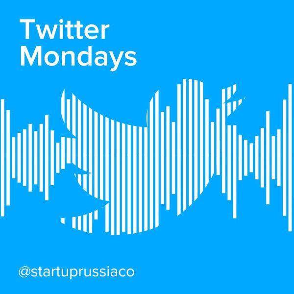 Twitter Mondays Podcast Artwork Image