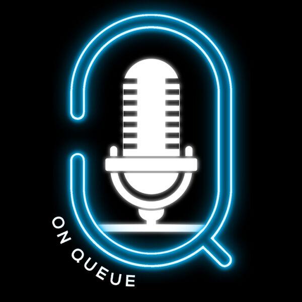 Q on queue Podcast Artwork Image