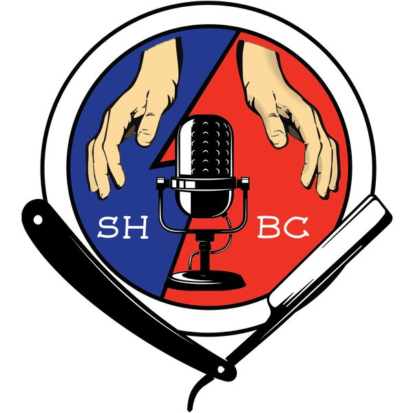 Steady Hands Barber Club Podcast Artwork Image