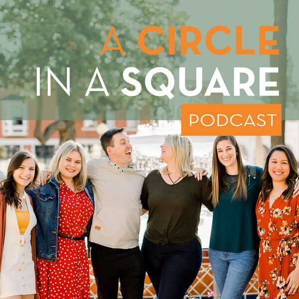 A Circle in a Square Podcast Artwork Image