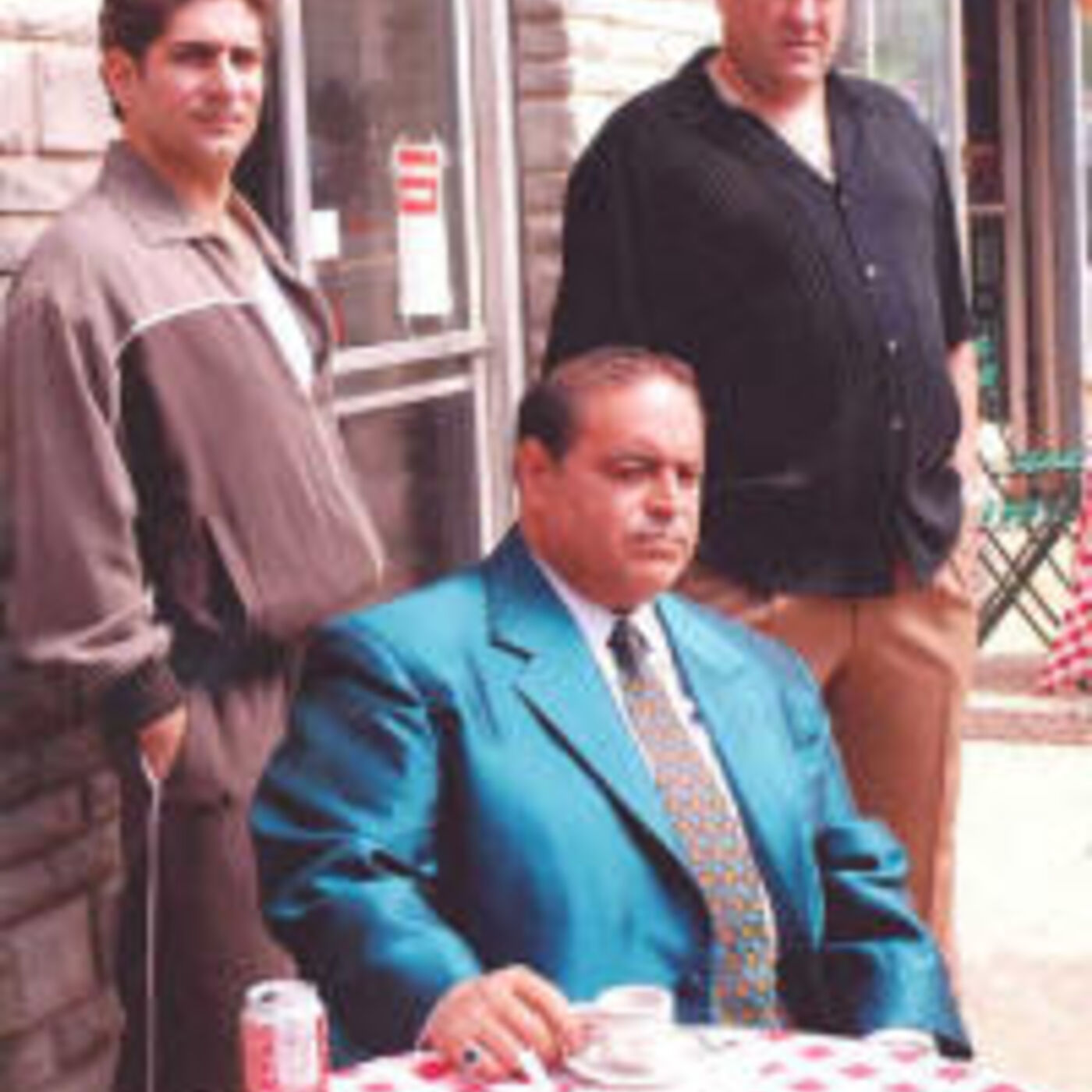"TBMSRadio Interview with Actor ""Joseph Gannascoli"" from ""The Sopranos"""