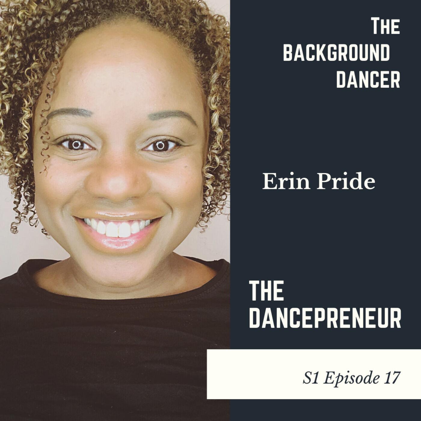 The Dancepreneur   Erin Pride