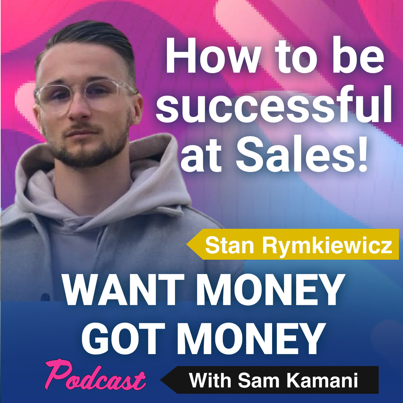 39: How to do outbound sales and send cold emails -Stan Rymkiewicz