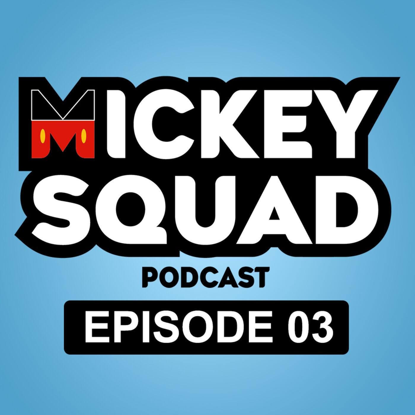 Episode 03 - Extreme Makeover Disneyland Editon