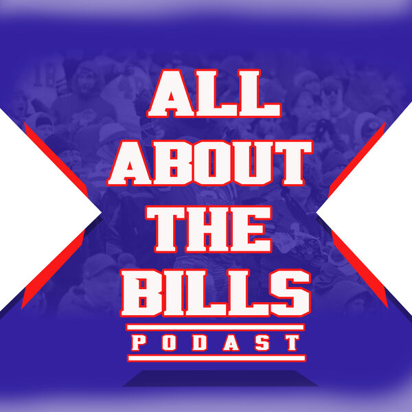 All About The Bills Podcast Artwork Image