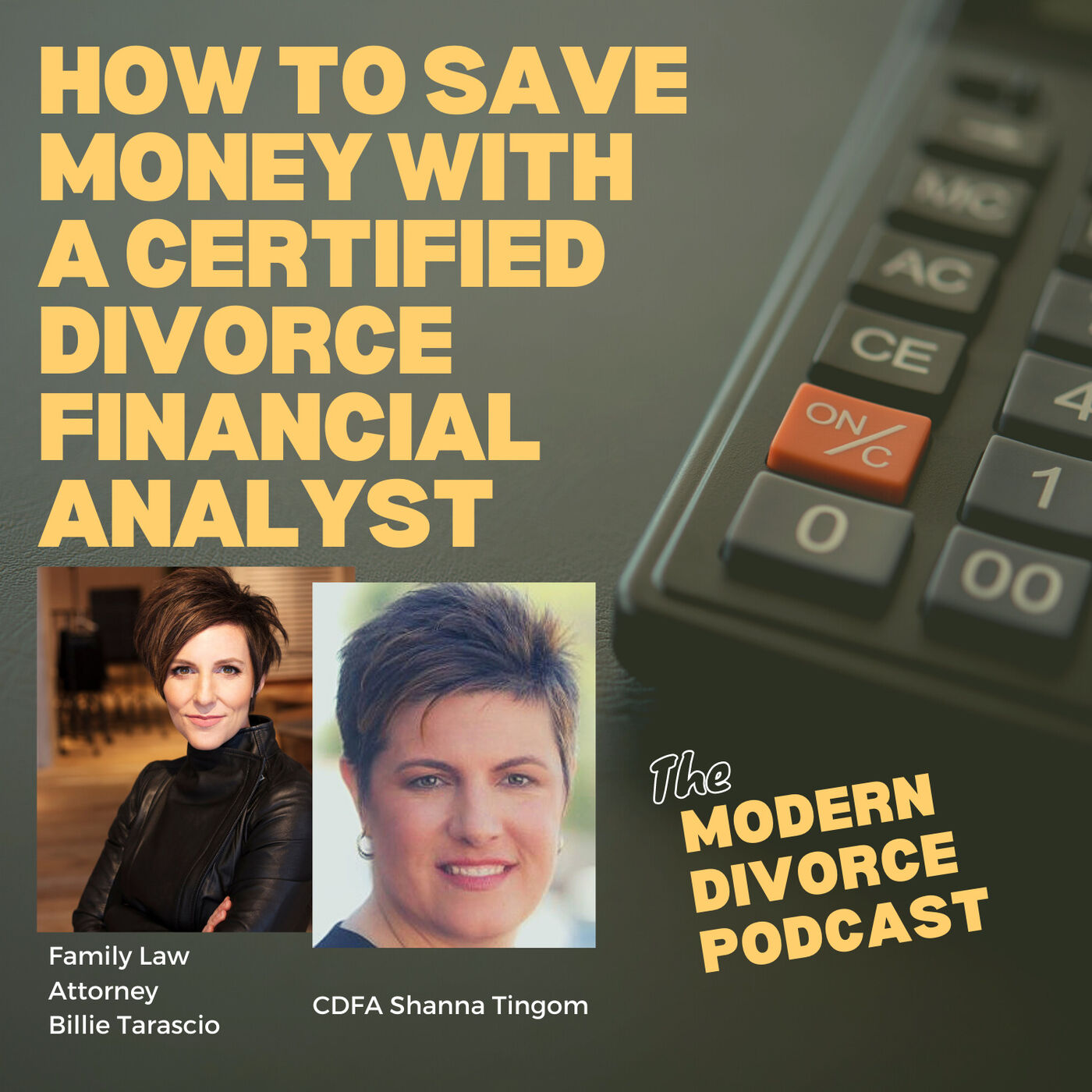 Why you might really need a Certified Divorce Financial Planner
