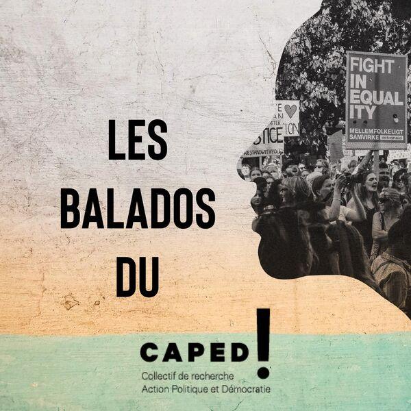 Les Balados du CAPED Podcast Artwork Image