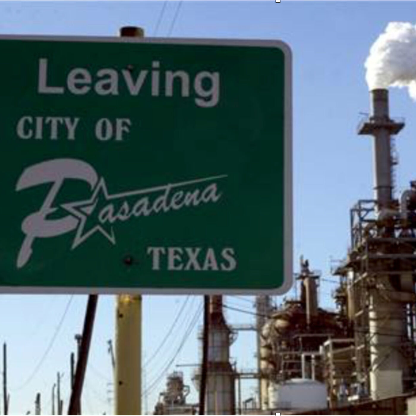 Episode 10: Cops and Donald Duck, and Big Trouble in Pasadena, TX
