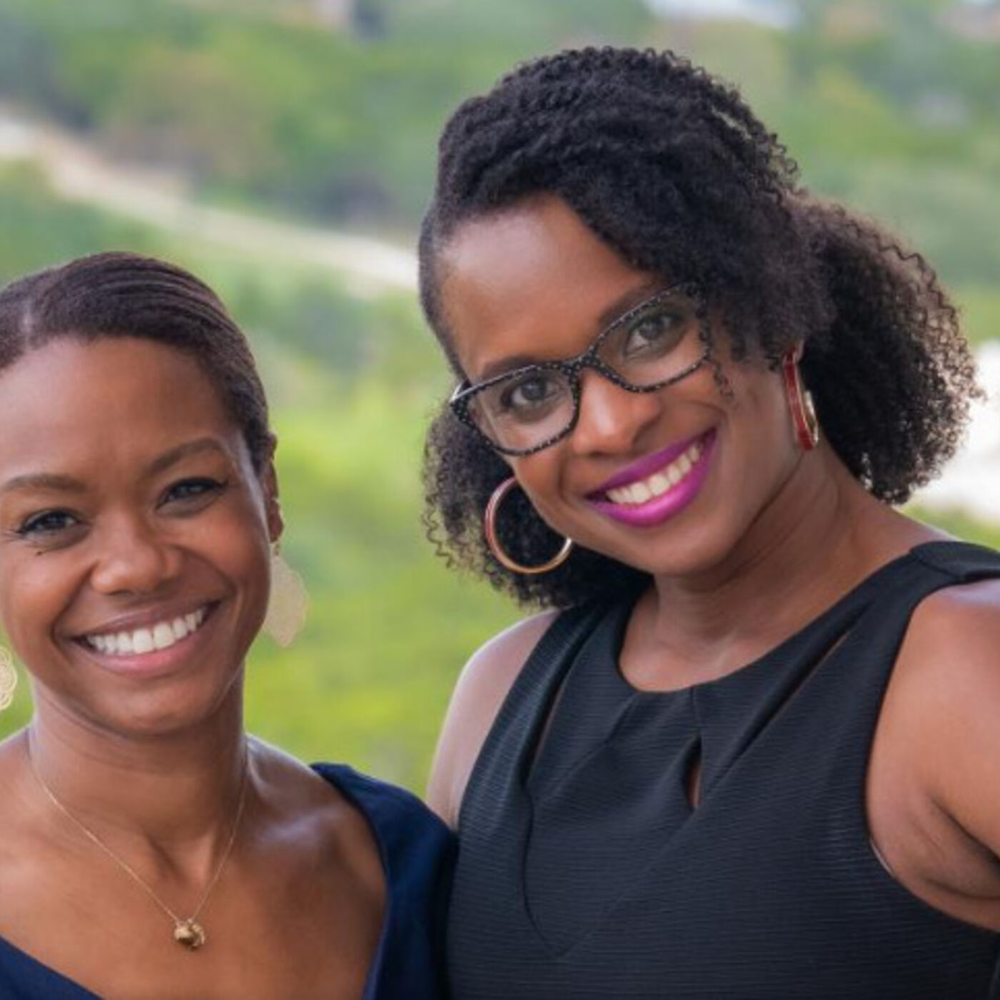 Episode 37: Creating Powerful Communities for Women of Color in Medicine: Creating The Thrive2G Conference with Dr. Yashika Dooley-Chang and Dr. Marsha Caton