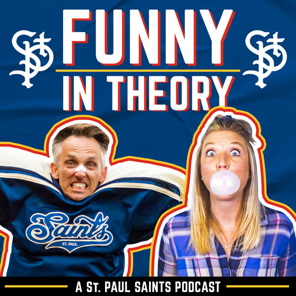 Funny In Theory Podcast Artwork Image