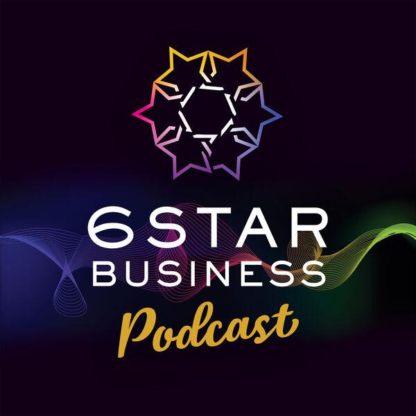 6 Star Business Podcast Artwork Image
