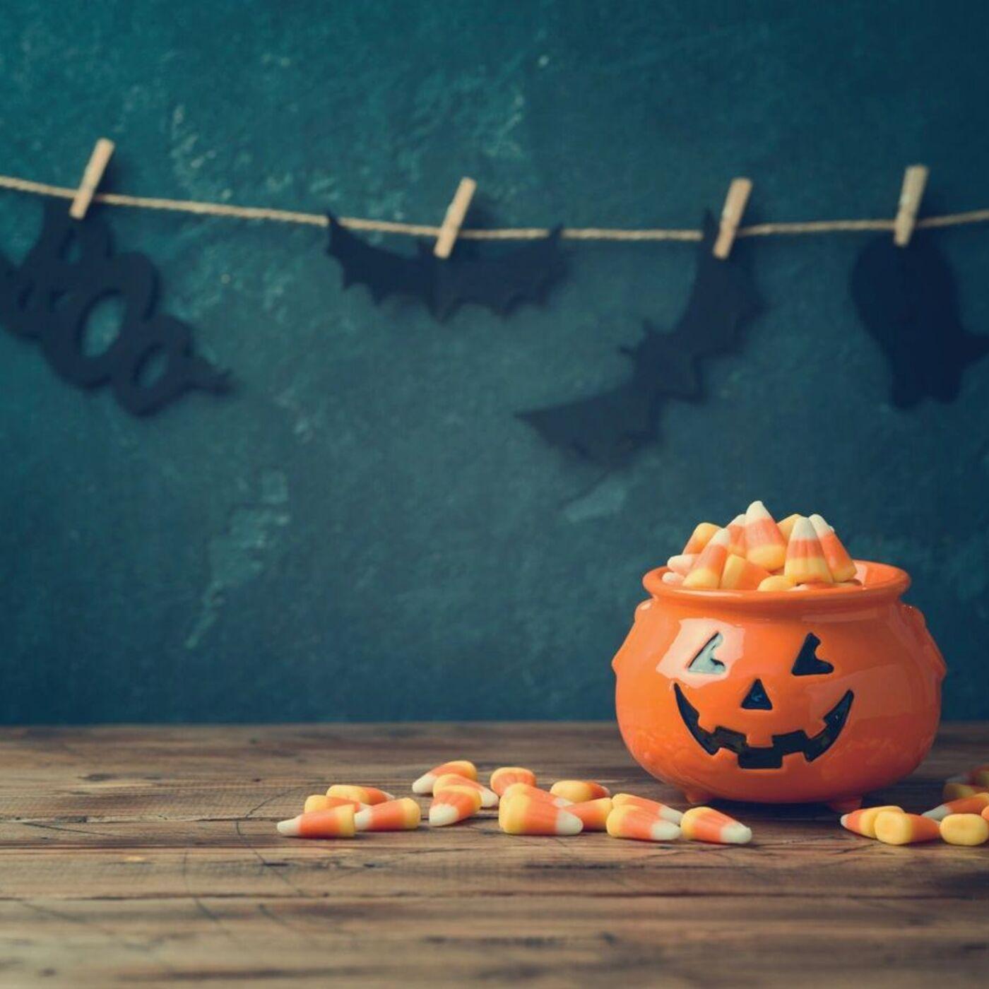 Halloween memories and shaving cream wars!