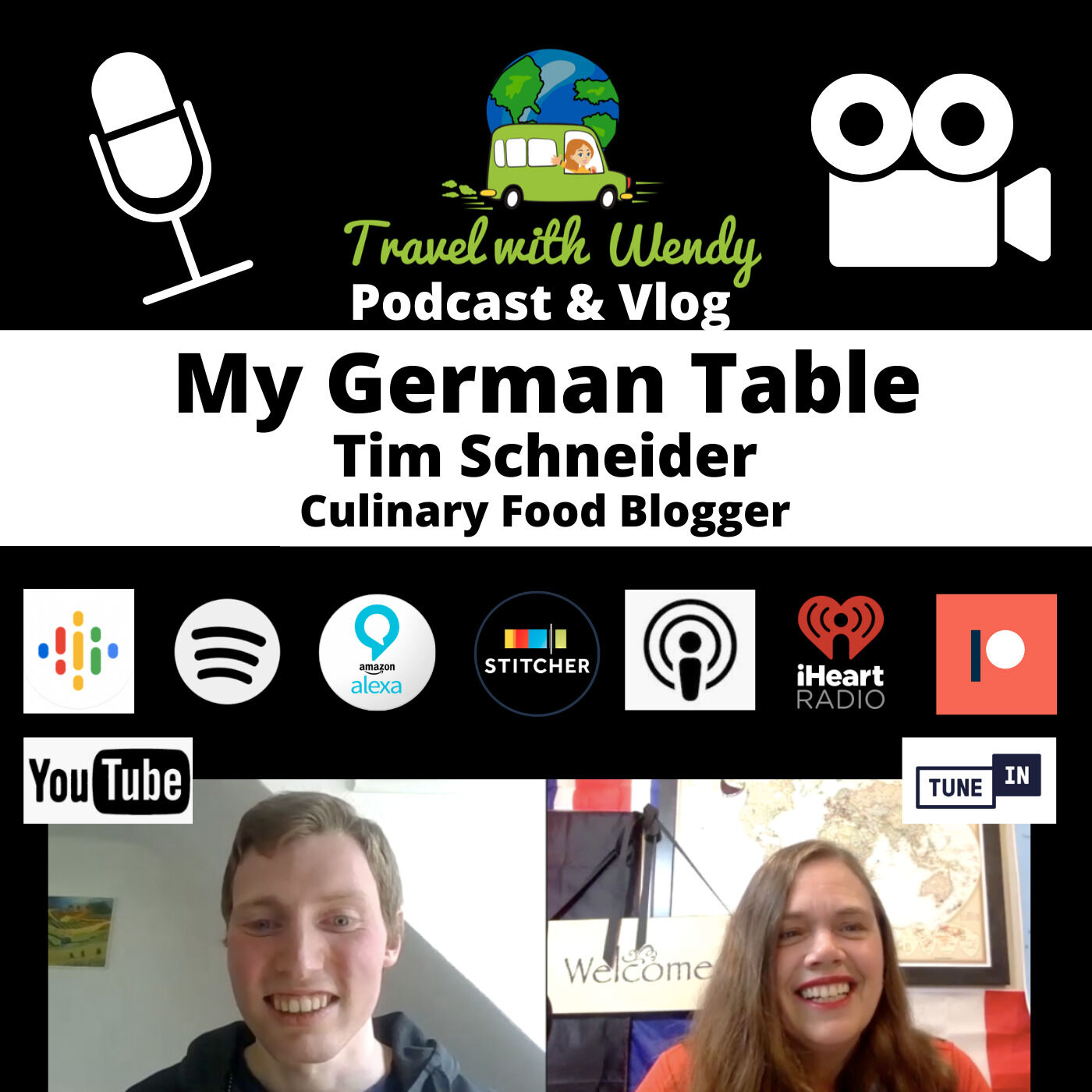 #18 My German Table - #FoodBlogger - Tim Schneider