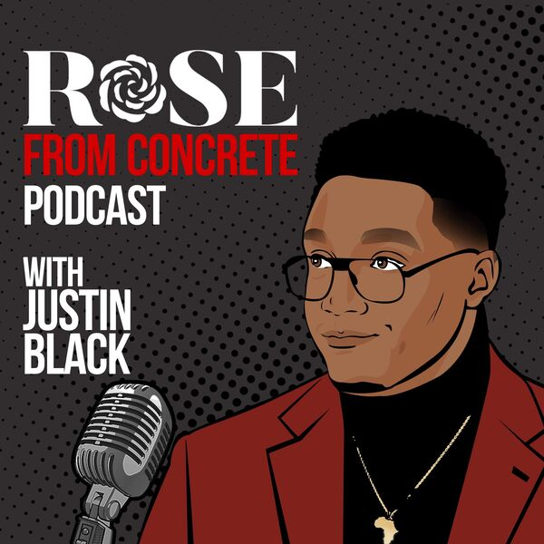 ROSE From Concrete  Podcast Artwork Image