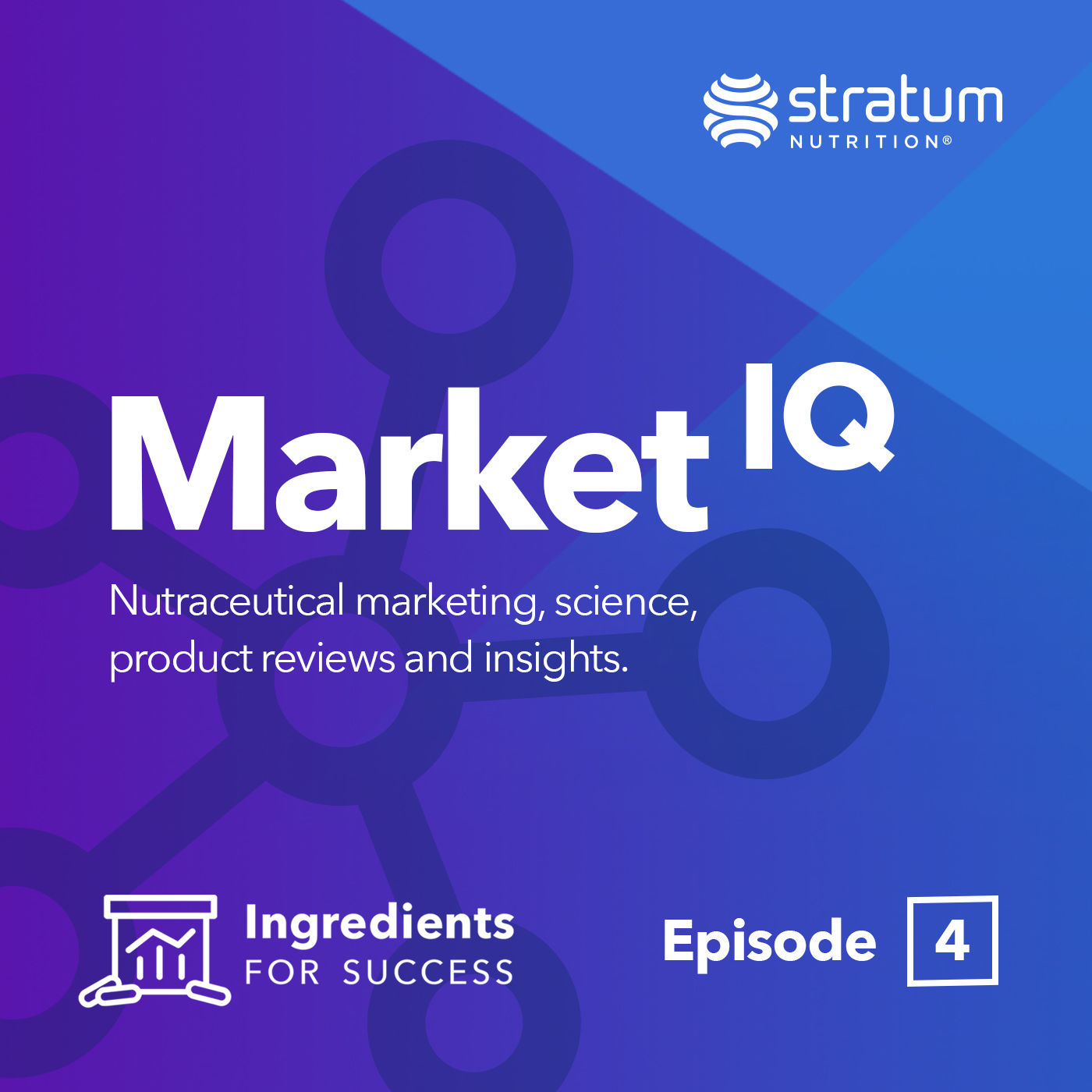 Vegan Nutrition & Supplements are No Fad: Market IQ Episode with Dr. Bailey