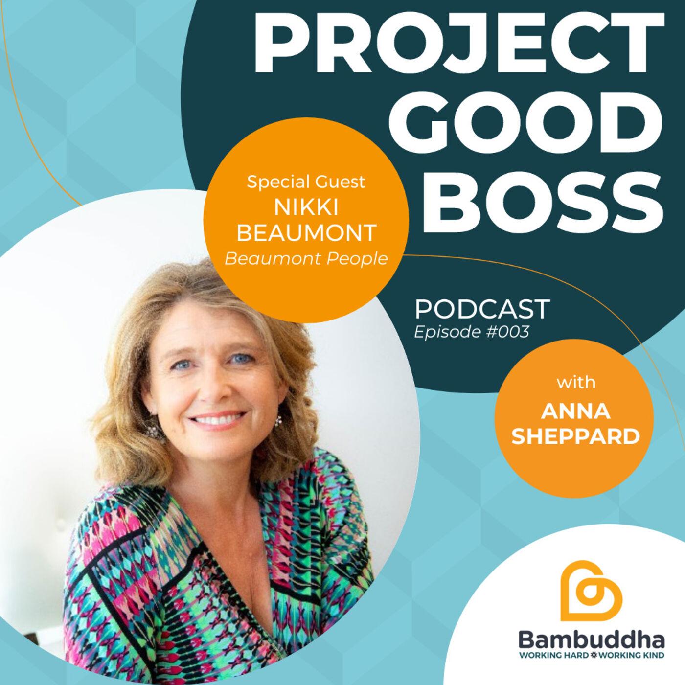 Nikki Beaumont on People-First Purpose