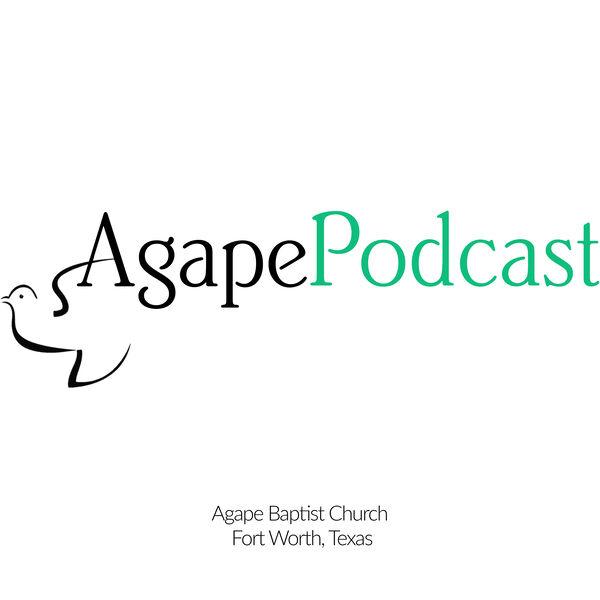 Agape Podcast Podcast Artwork Image
