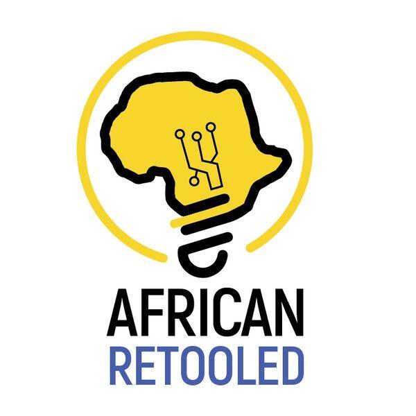African Retooled Podcast Artwork Image